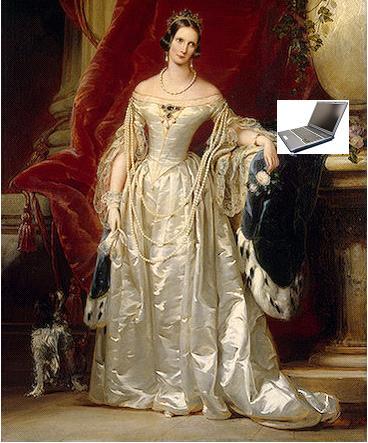 The Twitter Tsarina Alexandra Feodorova - I could be like her!
