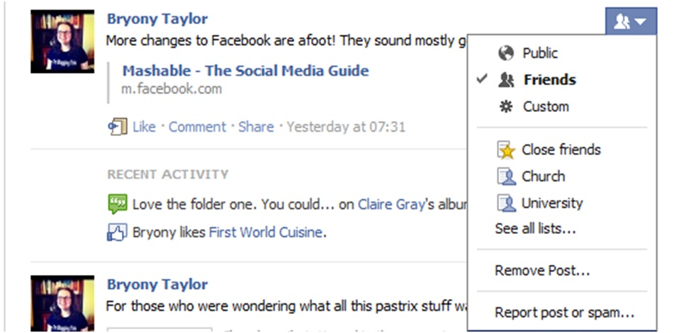 What you need to know about the new Facebook subscribe button (2/3)