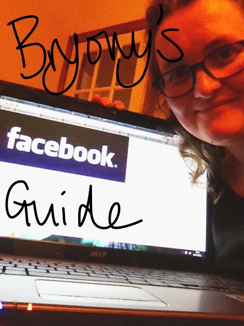 Bryony's facebook guide