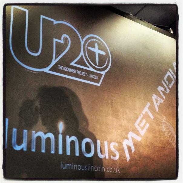 Metanoia and Luminous lead the U2Charist