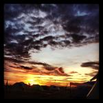 Sunset at Greenbelt 2012 Sunday