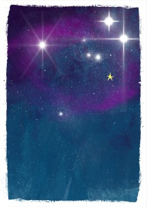 the littlest star - purchase the book by clicking on this image