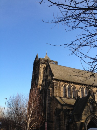 All Souls' Church, Leeds