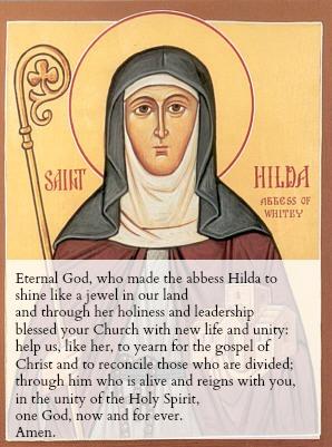 Hild of Whitby prayer