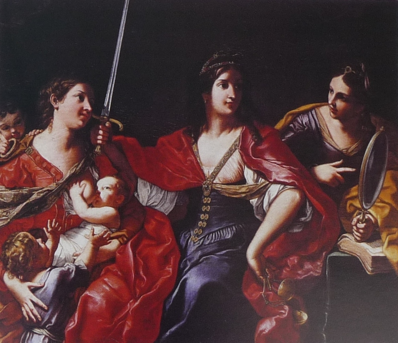 Elisabetta Sirani [CC-BY-SA-3.0 (http://creativecommons.org/licenses/by-sa/3.0) or GFDL (http://www.gnu.org/copyleft/fdl.html)], via Wikimedia Commons