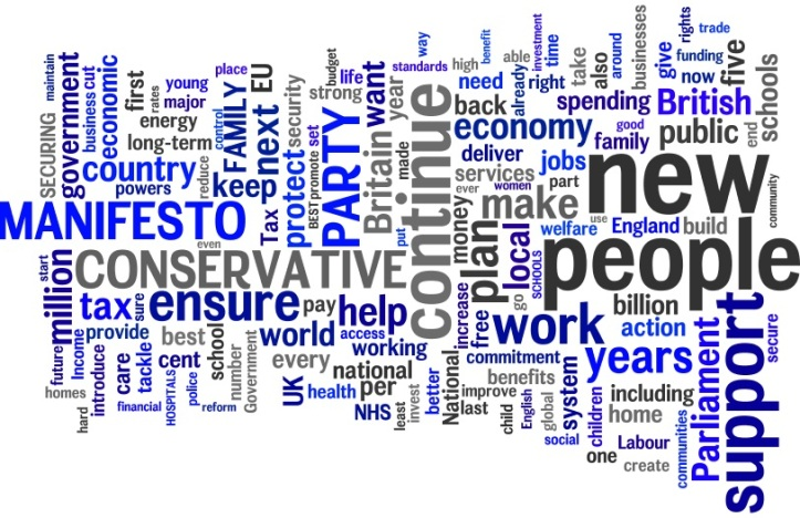 Conservative Party Manifesto 2015