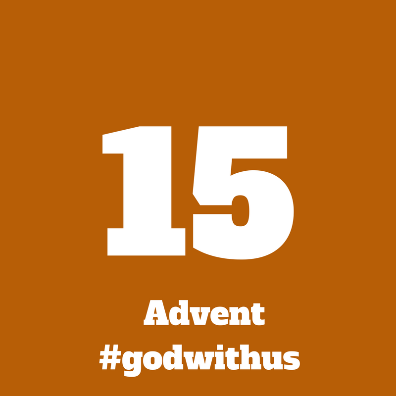 Luxury Advent Calendar for the Soul – 15 December – Bryony