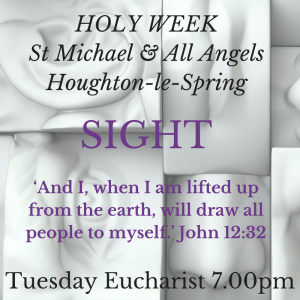 HOLY WEEKSt Michael & All AngelsHoughton-le-Spring (1)