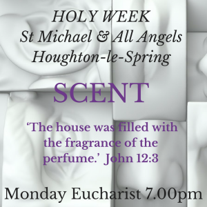 HOLY WEEKSt Michael & All AngelsHoughton-le-Spring