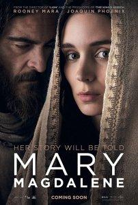 Mary Magdalene film poster