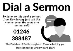Dial a Sermon